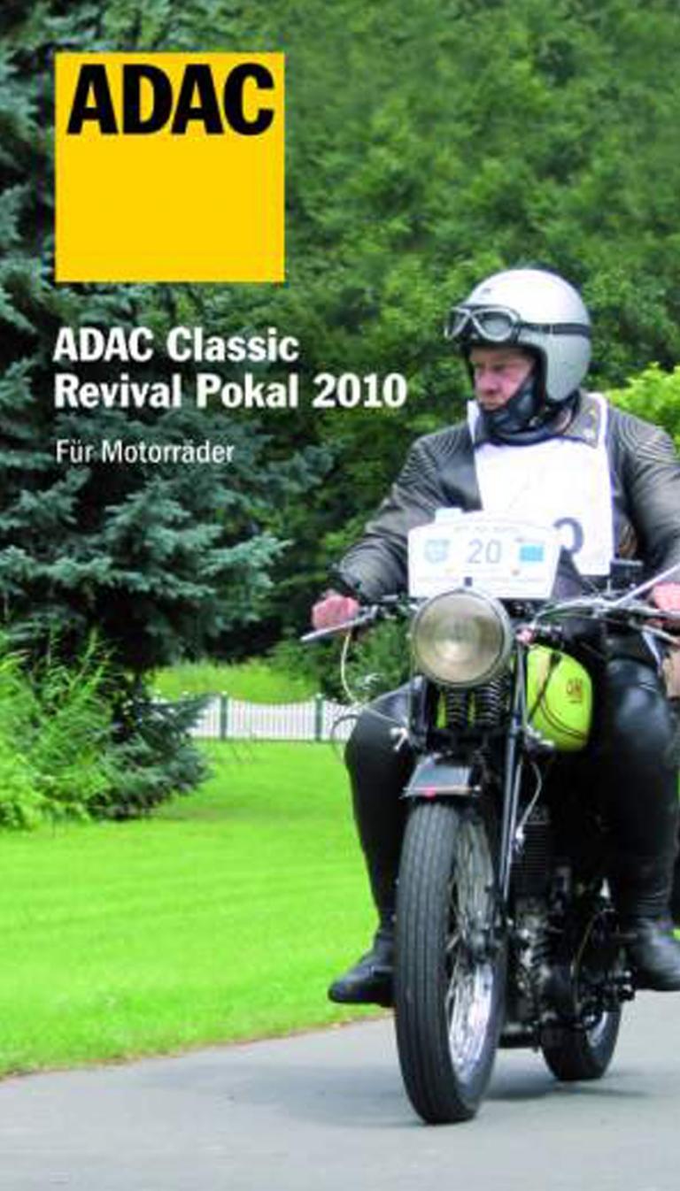 ADAC startet Classic Revival-Pokal für Motorräder bis Baujahr 1980