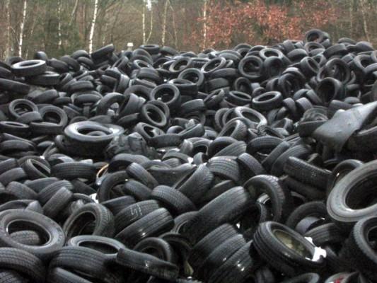 Alte Reifen können nicht neu sein
