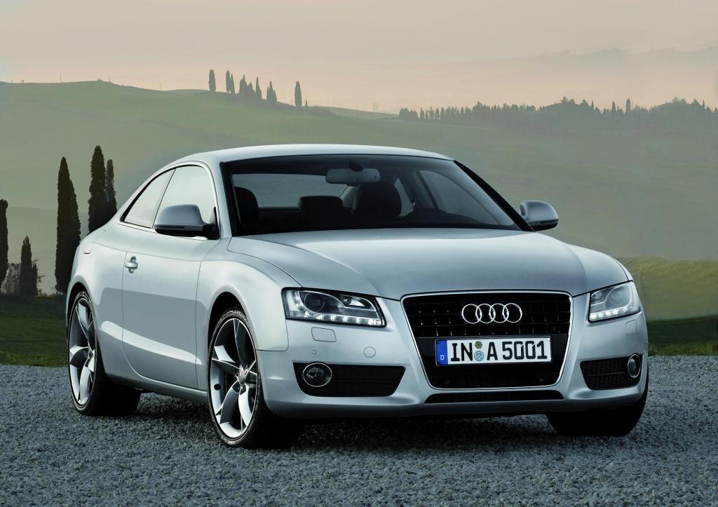Audi A5 Coupe.