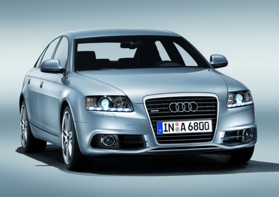 Audi A6 mit Spitzenplatz bei Kasko-Einstufung
