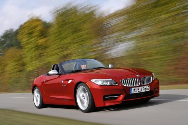 Auto Show Detroit: BMW zeigt sportlichen Z4
