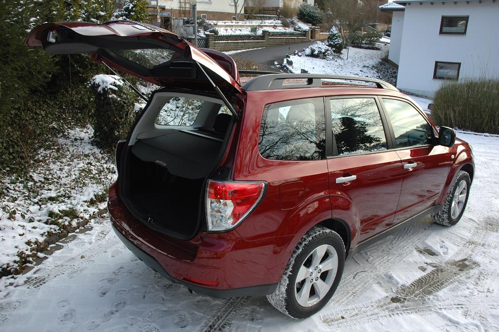 Auto im Alltag: Subaru Forester