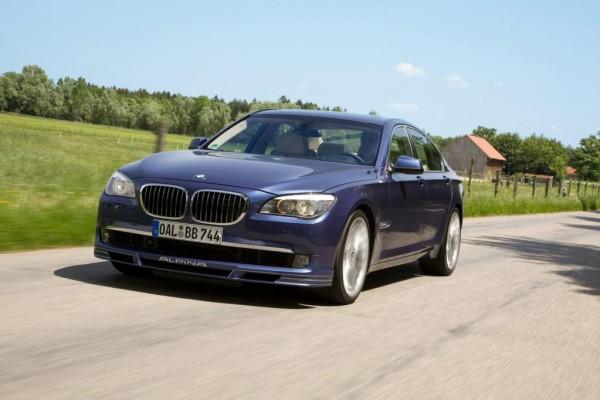 BMW bringt Alpina B7 in die USA