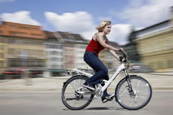 Beim Fahrradkauf geht Komfort über Trend