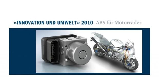 Bosch: Motorrad-ABS mit ''Gelbem Engel'' geehrt