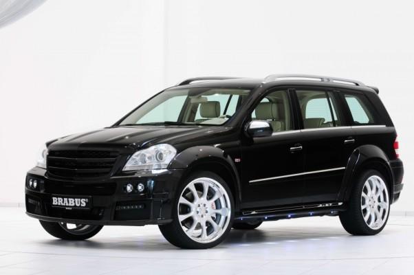 Brabus GL 63 Biturbo: 650 PS und 300 km/h Spitze – Das stärkste SUV der Welt