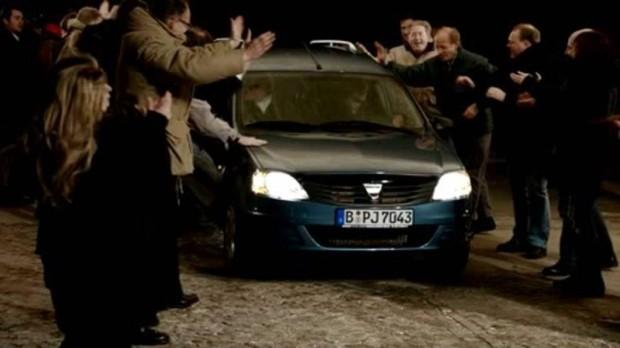 Dacia hat einen neuen Werbespot