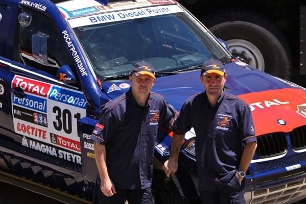Dakar 2010: BMW wieder vorn - Race Touaregs weiter an der Spitze