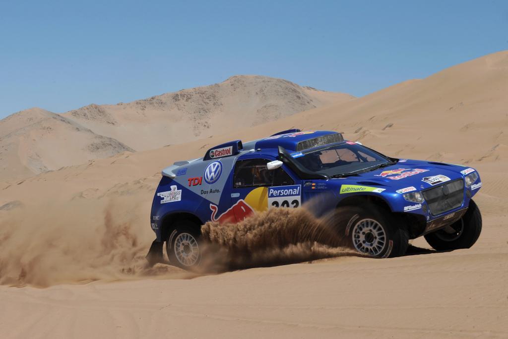 Dakar 2010: Erster Etappensieg für Carlos Sainz - Bild(2)