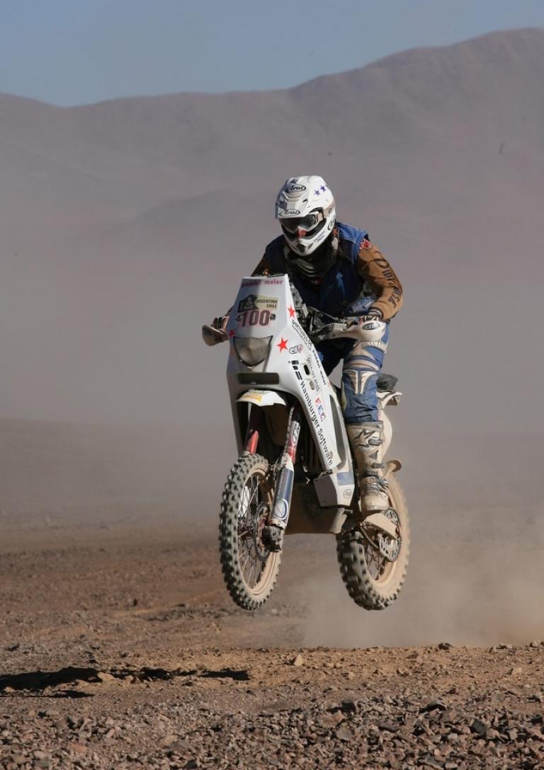 Dakar 2010: Erster Etappensieg für Carlos Sainz - Bild(3)