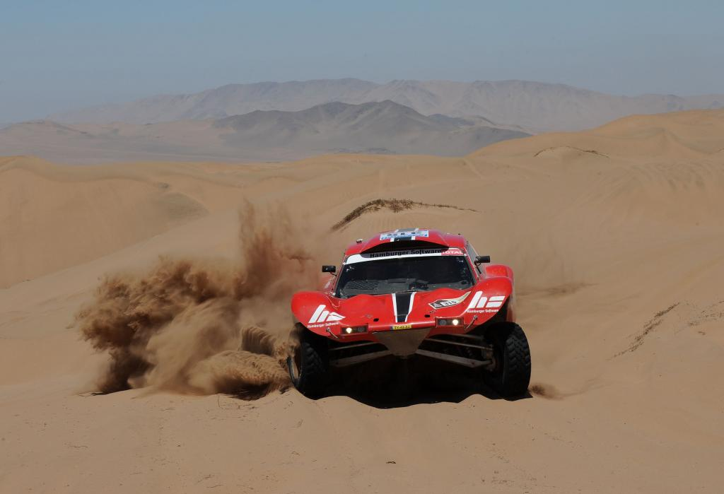 Dakar 2010: Erster Etappensieg für Carlos Sainz