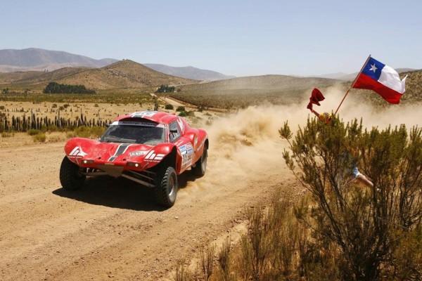 Dakar 2010: Tagessieg für das BMW-X-raid-Team