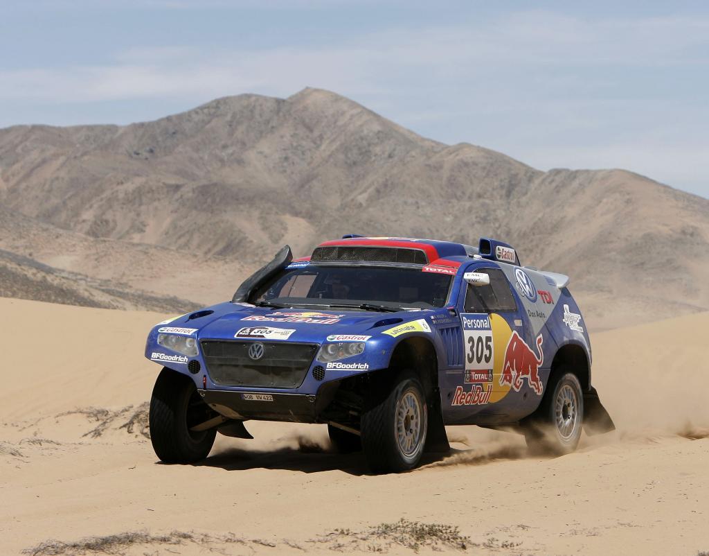Dakar 2010: Volkswagen wieder in Führung - Bild(2)