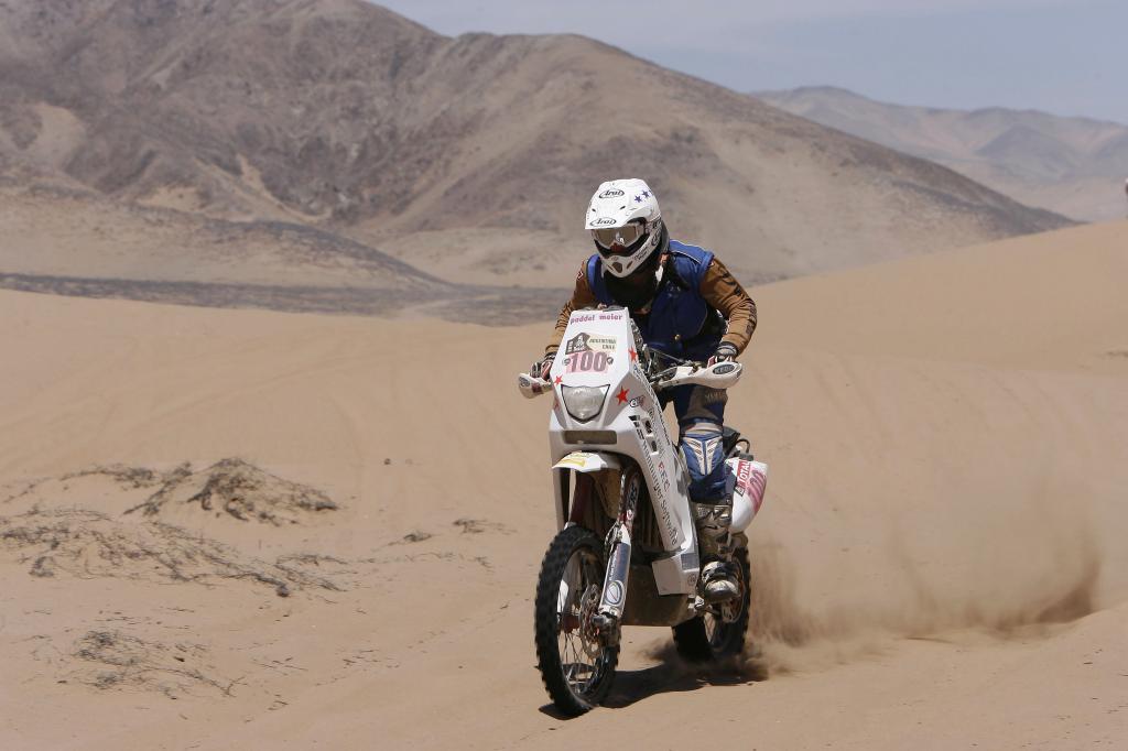 Dakar 2010: Volkswagen wieder in Führung - Bild