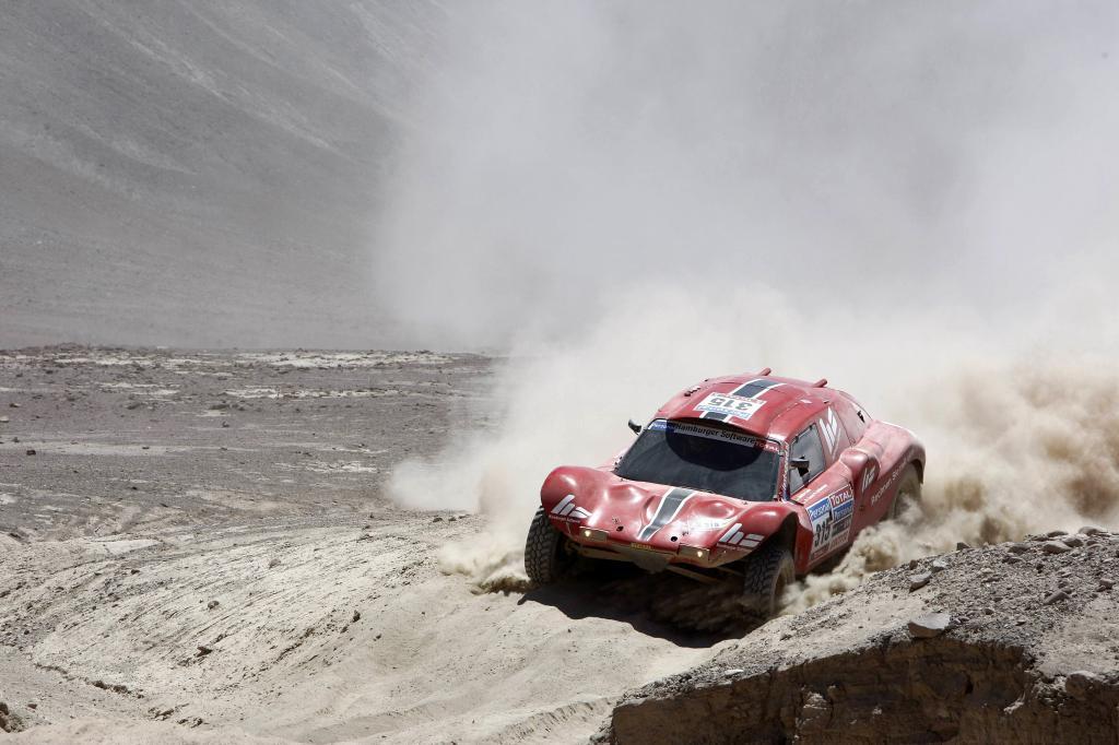 Dakar 2010: Volkswagen wieder in Führung - Bild(4)