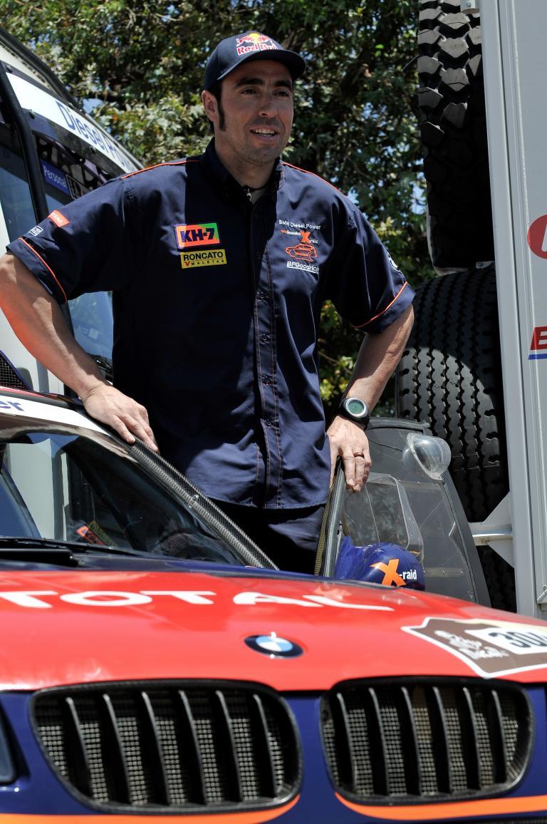 Dakar 2010: Volkswagen wieder in Führung - Bild(5)