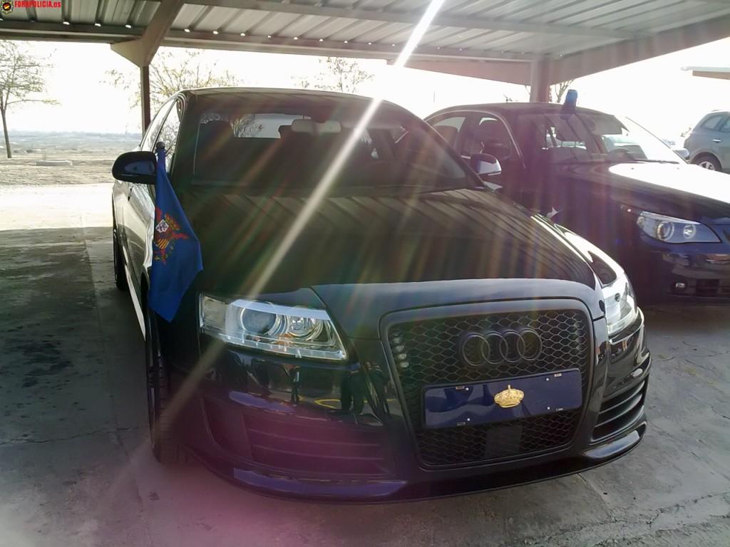 Der Audi RS6 sedan ist das neueste