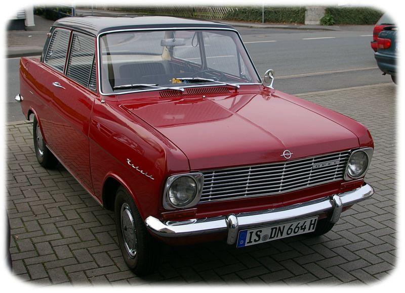 Der Opel Kadett war einmal ein Kassenschlager