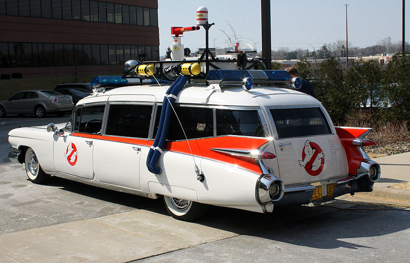 Der Original-Filmwagen
