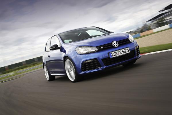 Der Volks-R(acer): VW schickt neuen Spitzen-Golf an den Start