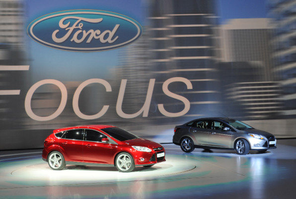 Detroit 2010: Ford Focus in dritter Generation