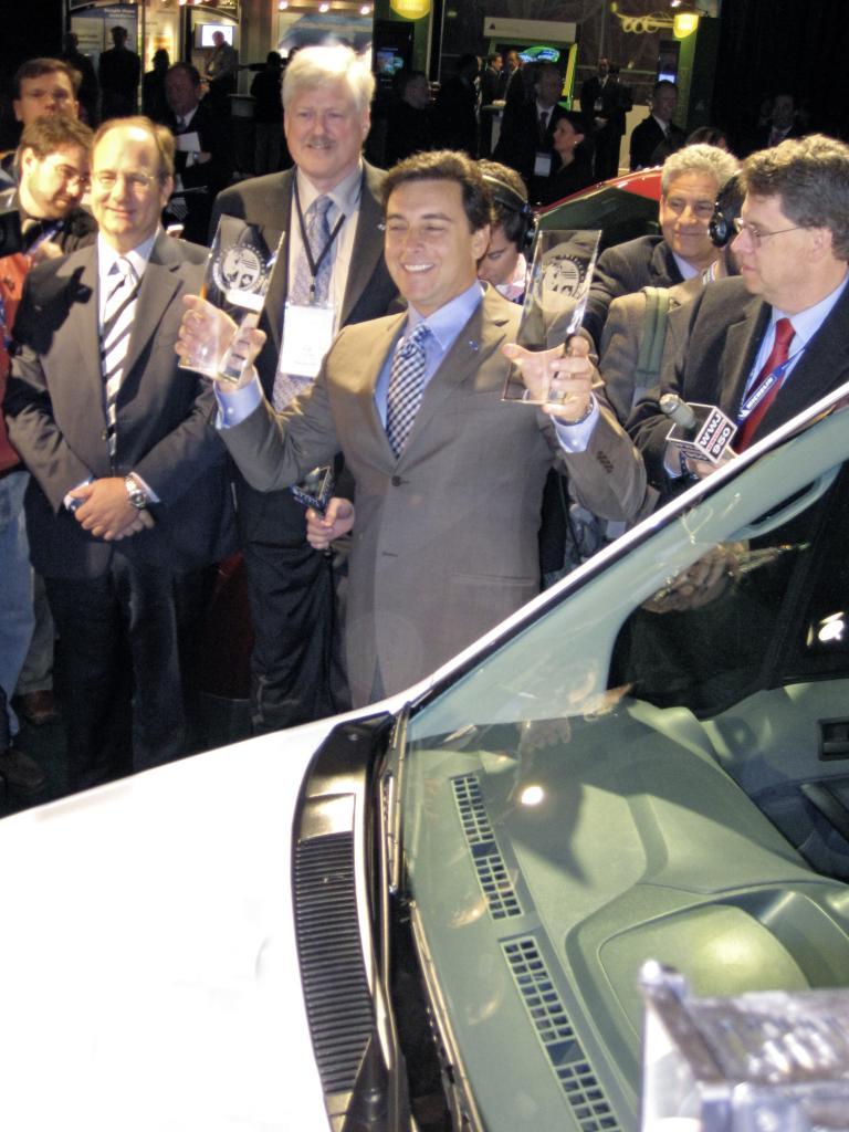Detroit 2010: Ford Fusion und Transit Connect sind Autos des Jahres - Bild(2)