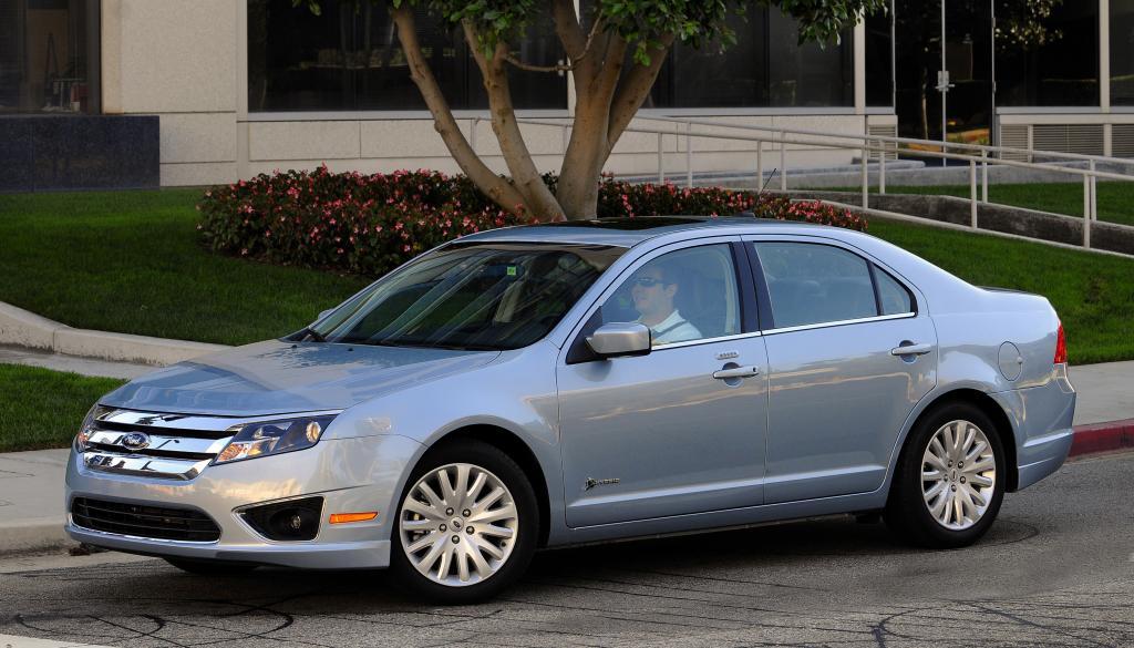 Detroit 2010: Ford Fusion und Transit Connect sind Autos des Jahres - Bild(3)