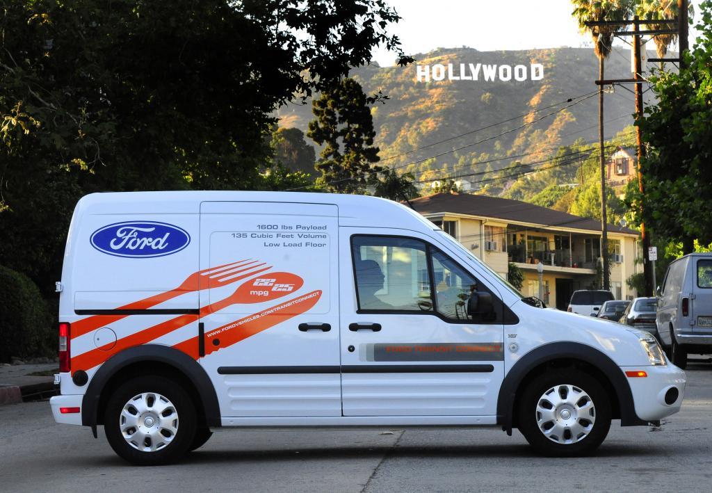 Detroit 2010: Ford Fusion und Transit Connect sind Autos des Jahres - Bild(4)