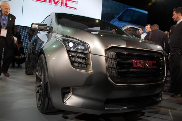 Detroit 2010: GMC Granite Concept – neuer Kompakter aus Übersee