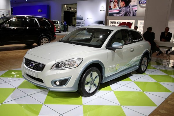 Detroit 2010: Mindestens 50 Volvo C30 Electric werden gebaut