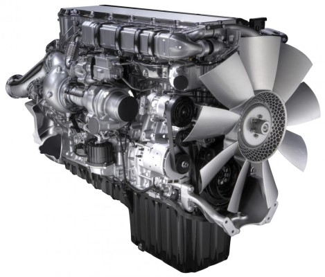 Detroit Diesel mit marktreifer SCR-Technologie