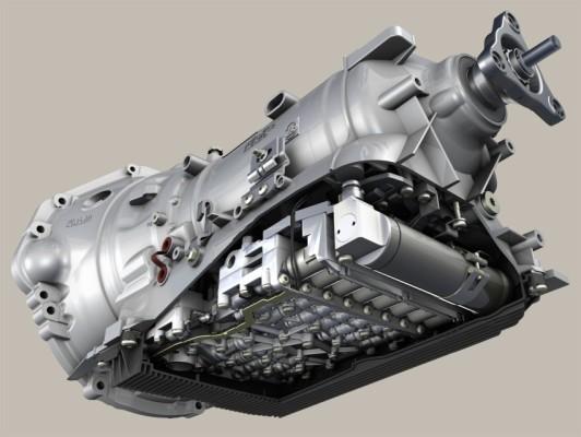 Detroit Motor Show 2010: In vielen Neuheiten steckt ZF-Technik