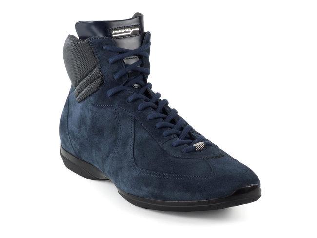 Die Schuhe entwirft der Chef persönlich, Foto von: omniauto.it