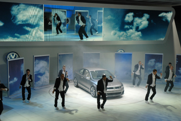 Die deutschen Hersteller bei der internationalen Autoschau in Detroit