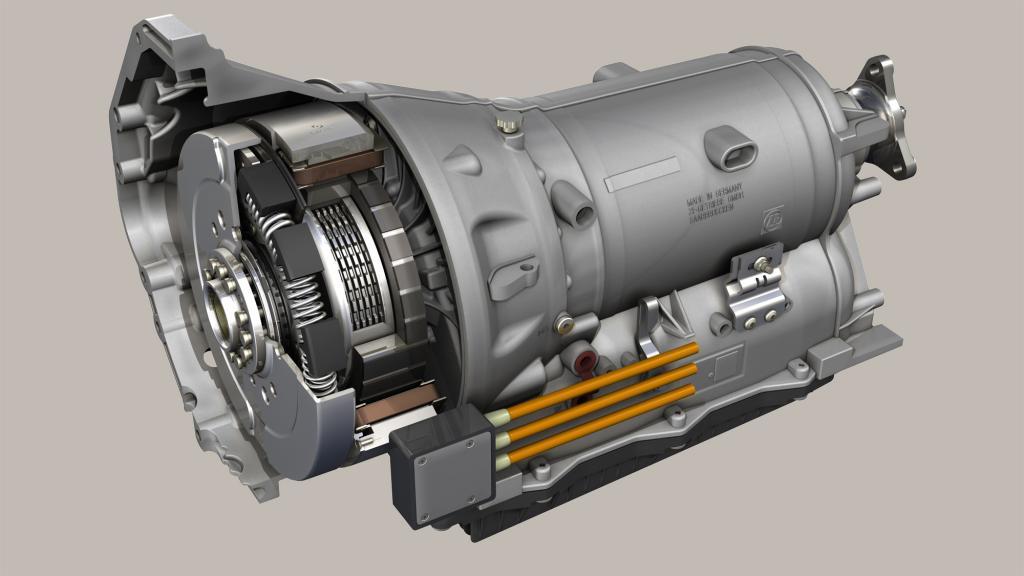 Die neue Automatgetriebe-Generation von ZF ermöglicht blitzschnelle Schaltzeiten bei gleichzeitiger Kraftstoffersparnis.