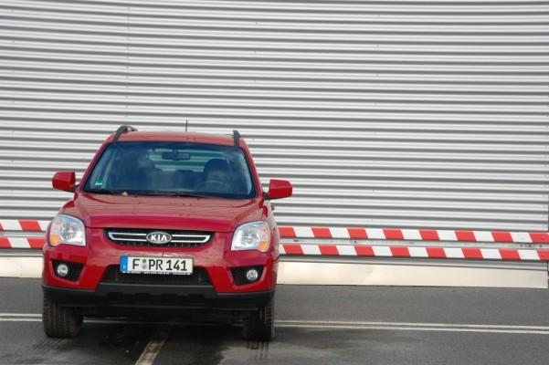 Erstkontakt Kia Sportage EX 2.0 CRDi 4WD: Offroader zum vernünftigen Preis