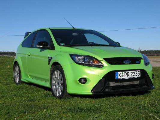 Fahrbericht Ford Focus RS: Zwischen Volldampf und Vernunft