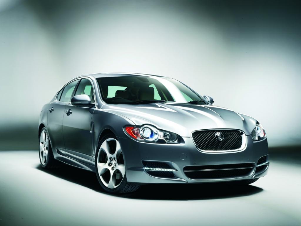 Fahrbericht Jaguar XF: Edler Dampfhammer