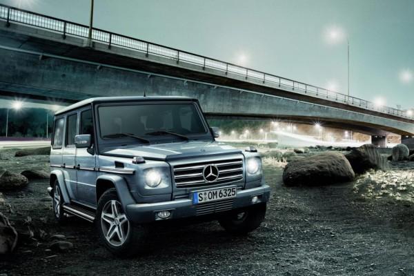 Fahrbericht Mercedes-Benz G-Modell: Oldtimer ab Werk