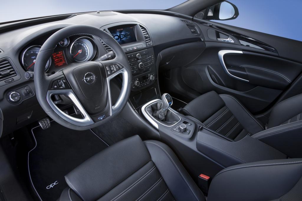 Fahrbericht Opel Insignia OPC: Kultivierter Familiensportler