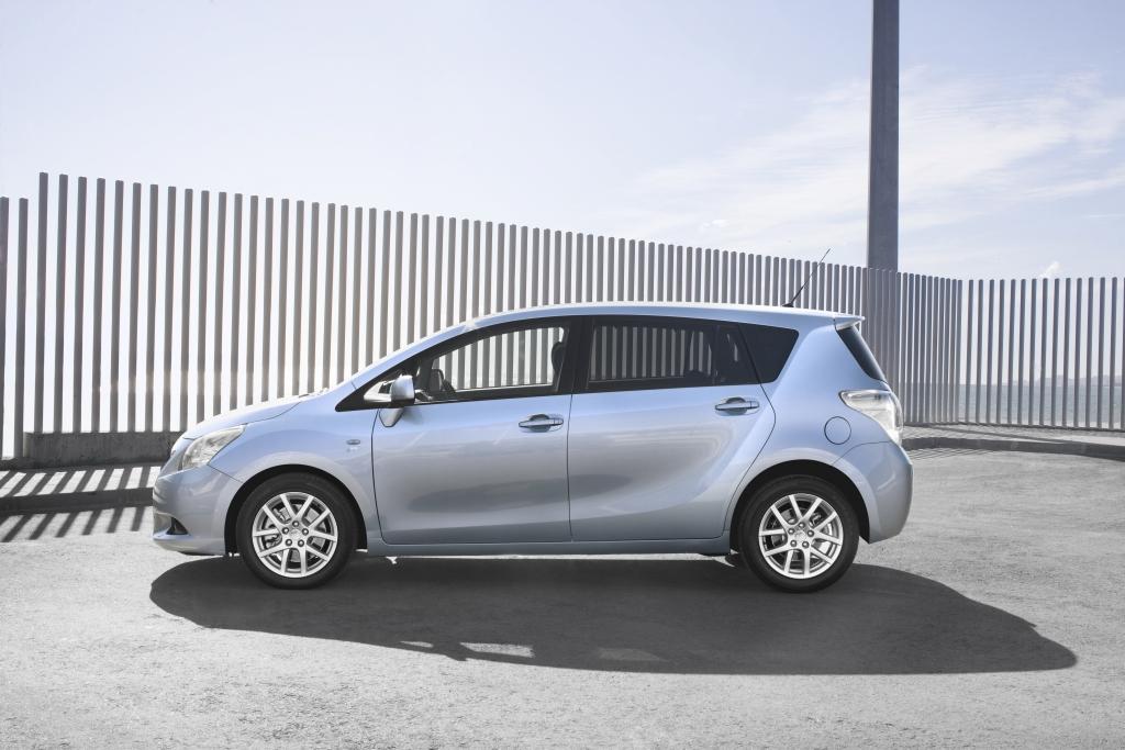 Fahrbericht Toyota Verso: Familienkutsche mit hoher Variabilität
