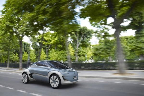 Feldversuch: 50 Renault Elektrofahrzeuge für Insel La Réunion