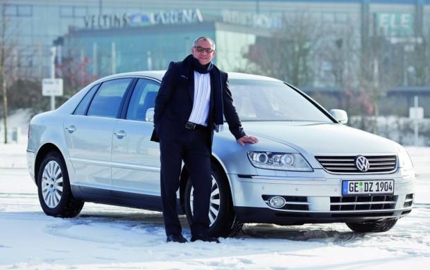 Felix Magath bleibt Volkswagen treu