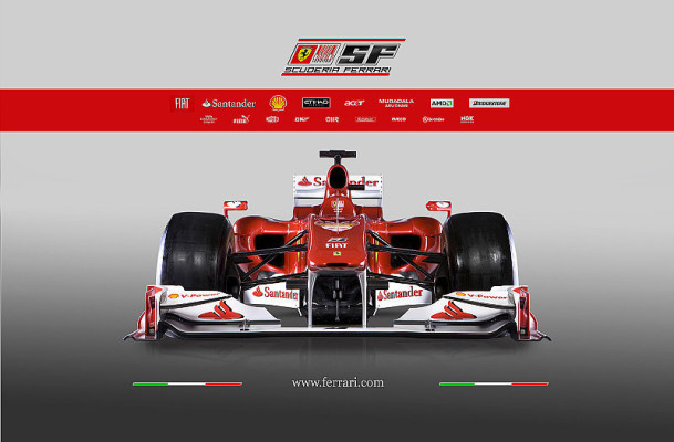Ferrari stellt neues Auto vor: Die neue rote Göttin