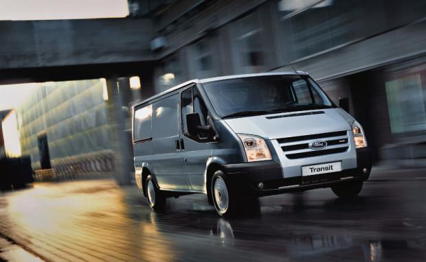 Ford-Nutzfahrzeuge: Erfolgreiches Jahr 2009 – gute Aussichten für 2010
