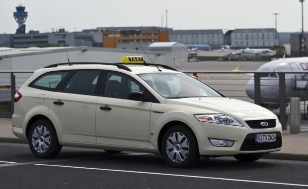 Ford bietet weiterhin kostenlose Taxi- und  Mietwagenpakete