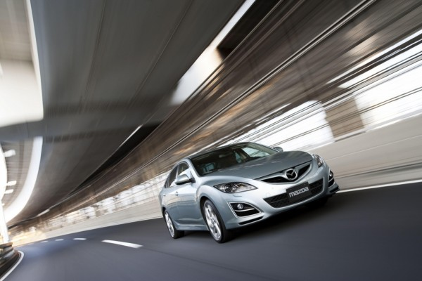 Genfer Automobilsalon 2010: Weltpremiere des modellgepflegten Mazda6