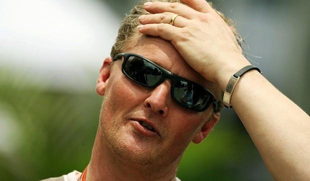 Herbert: Für Schumacher wird´s hart: Testverbot ist neue Situation