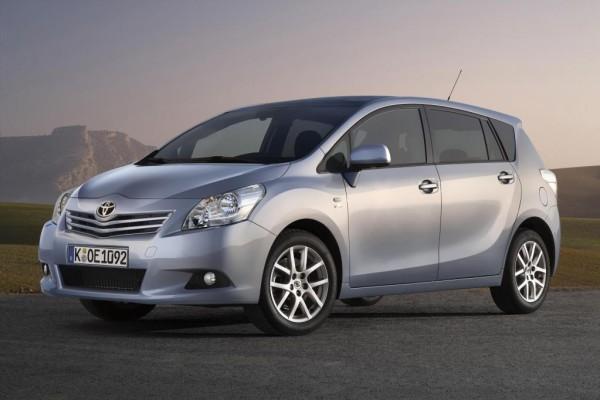 Hohe Restwerte für Toyota-Modelle iQ, Verso und Prius