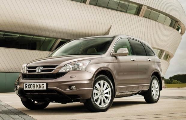 Honda CR-V bald mit Automatik für den Diesel